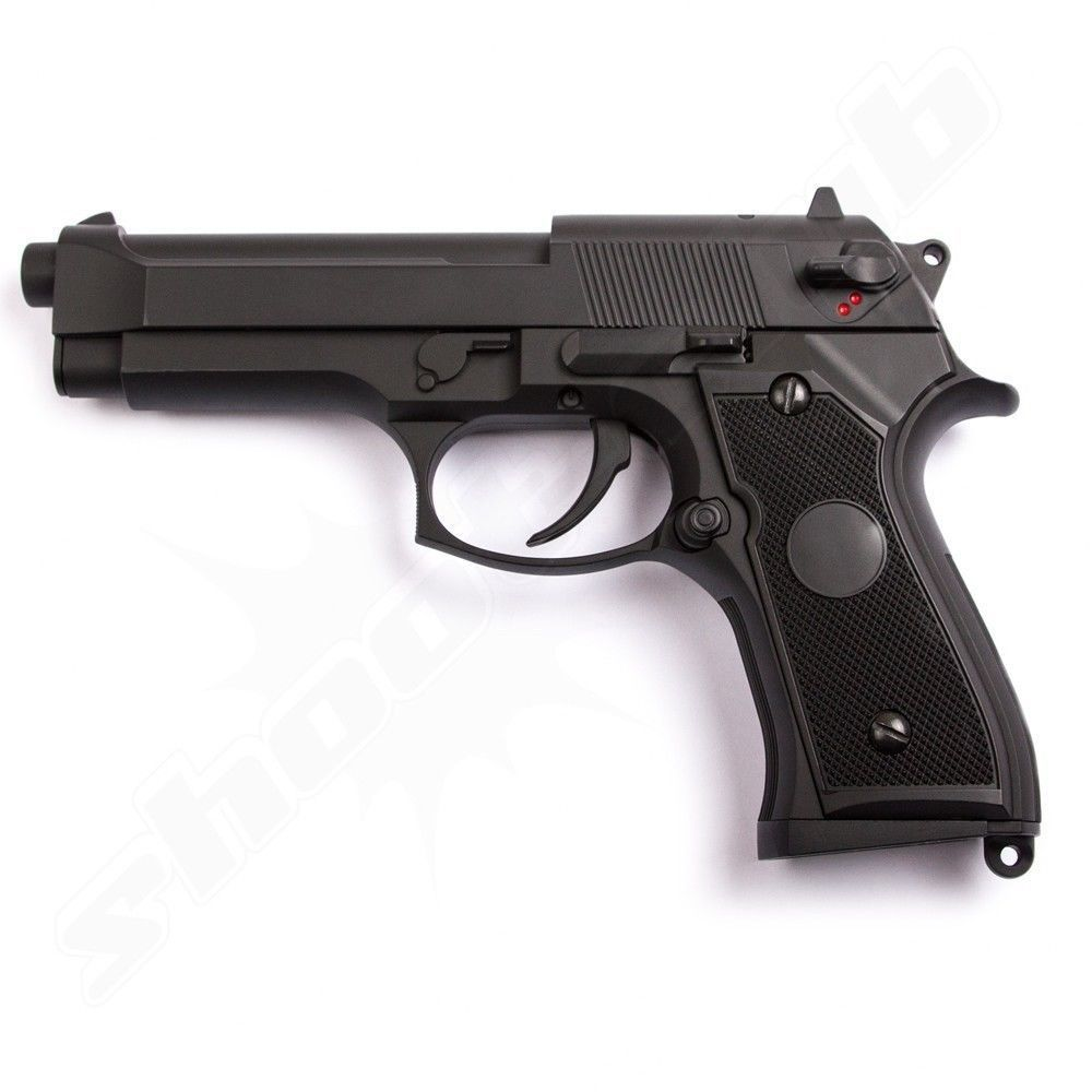 cyma cm.126 m92fs 0,5 joule aep airsoft pistole ab 14 in der farbe