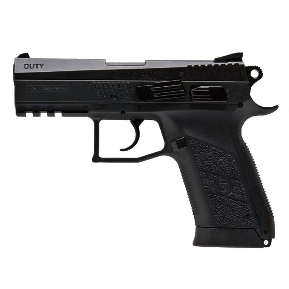 CZ 75 P-07 Duty CO2 Pistole - 4,5 mm Stahl BBs