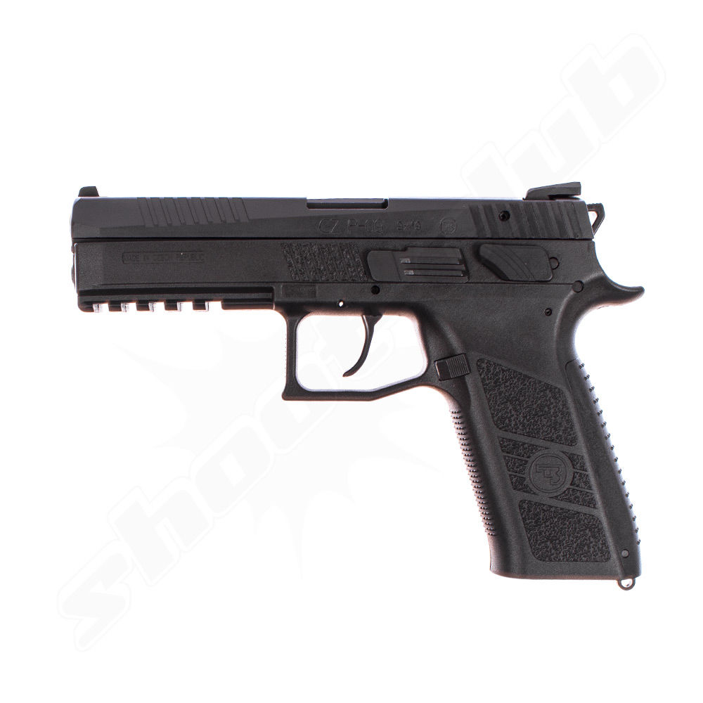 CZ P-09 Duty Selbstladepistole - 9mm Luger