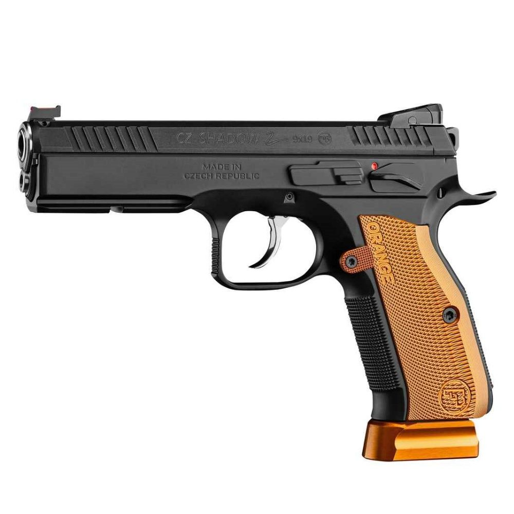 CZ Shadow 2 Orange Kaliber 9mm Luger IPSC