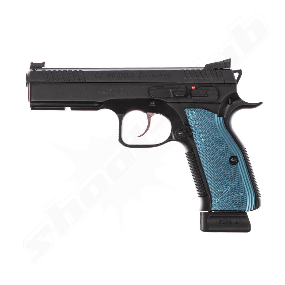 CZ Shadow 2 Poly - 9mm Luger