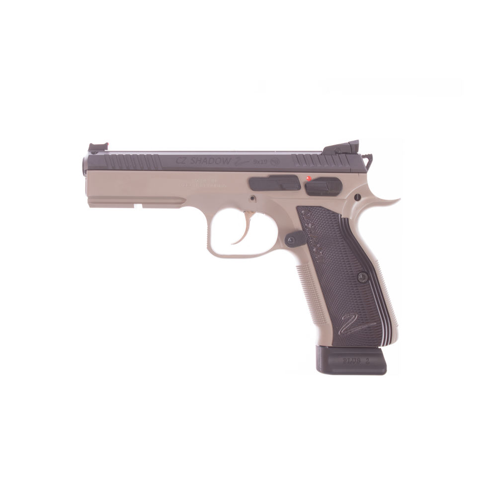 CZ Shadow 2 Urban Grey - 9mm Luger IPSC