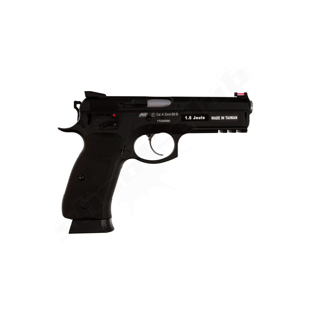 CZ Shadow SP-01 Blowback CO2 Pistole Kaliber 4,5 mm BBs
