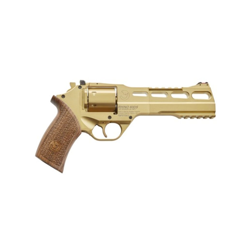 Chiappa Rhino 60DS Gold 6 Zoll Kaliber .357Mag