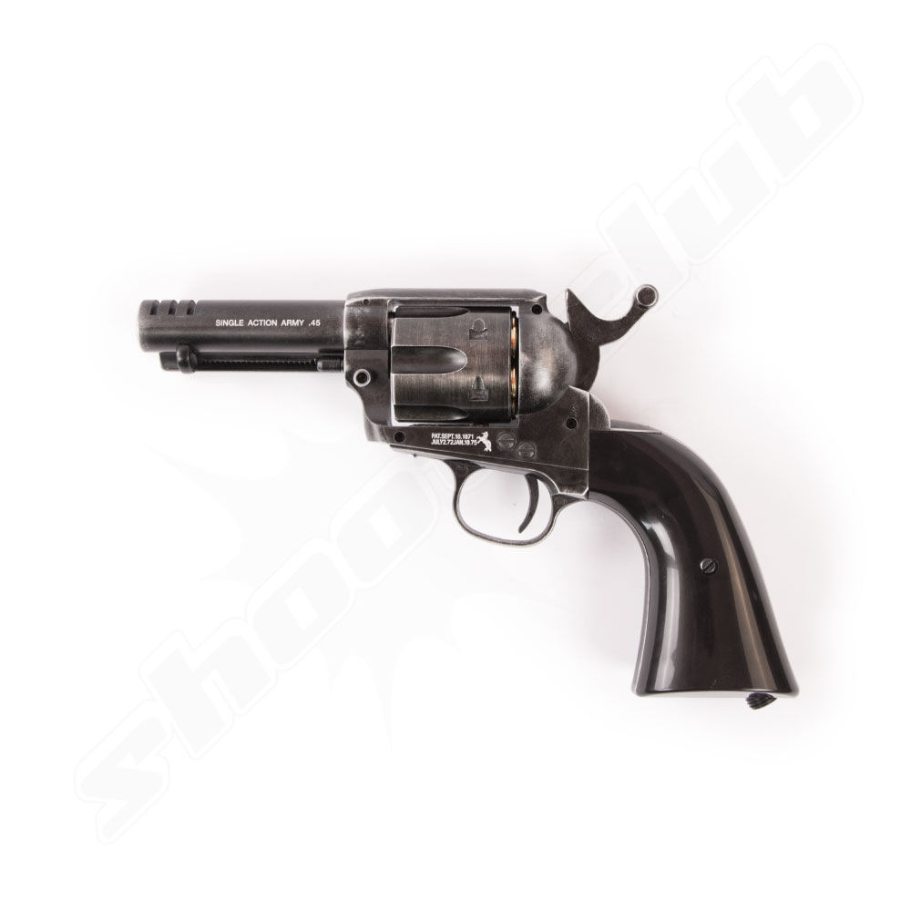 Colt SAA .45 custom shop edition CO2 Revolver 4,5mm 3,5 Lauf