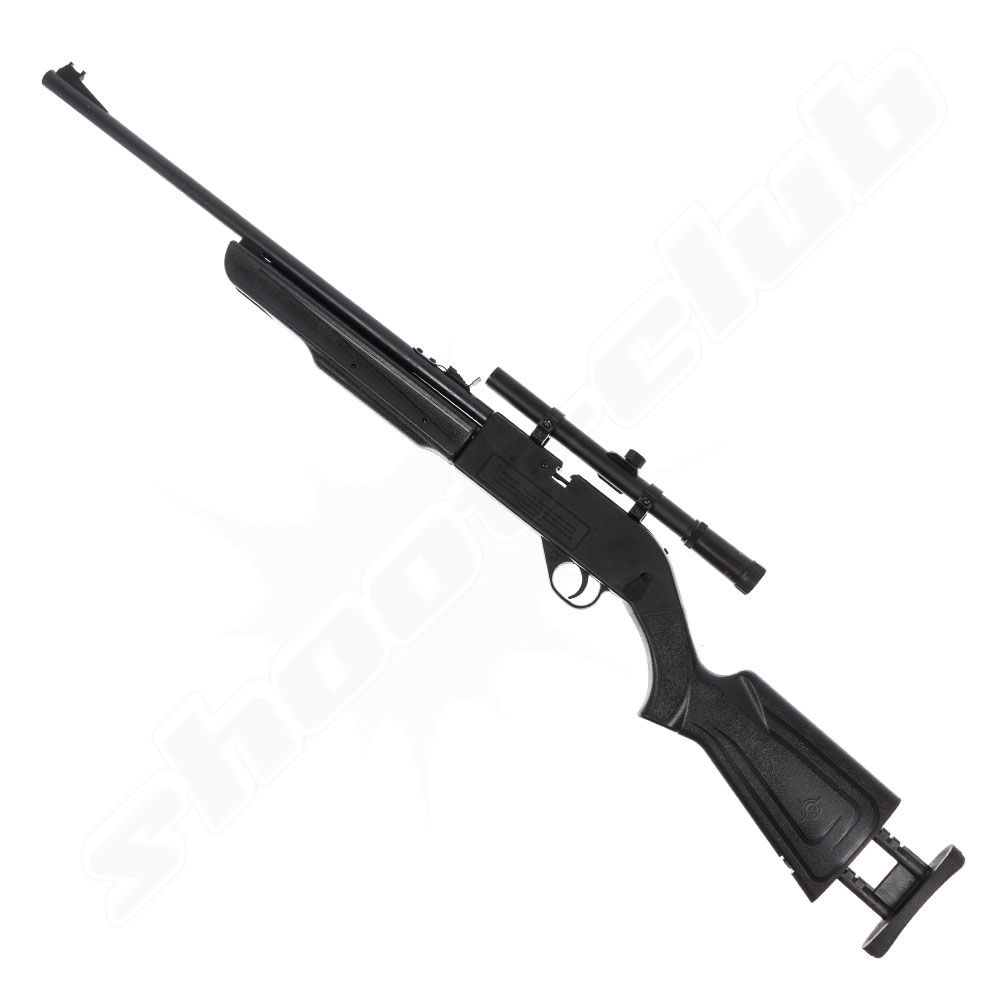 Crosman Recruit Gewehr mit Pumpsystem 4,5mm Diabolos