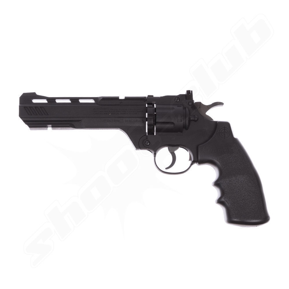 Crosman Vigilante - Co2 Revolver - 6 Zoll - Kal. 4,5mm