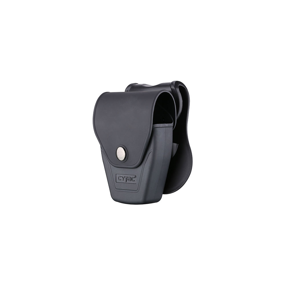 Cytac Handcuff Pouch with Lid 24mm 75,2mm