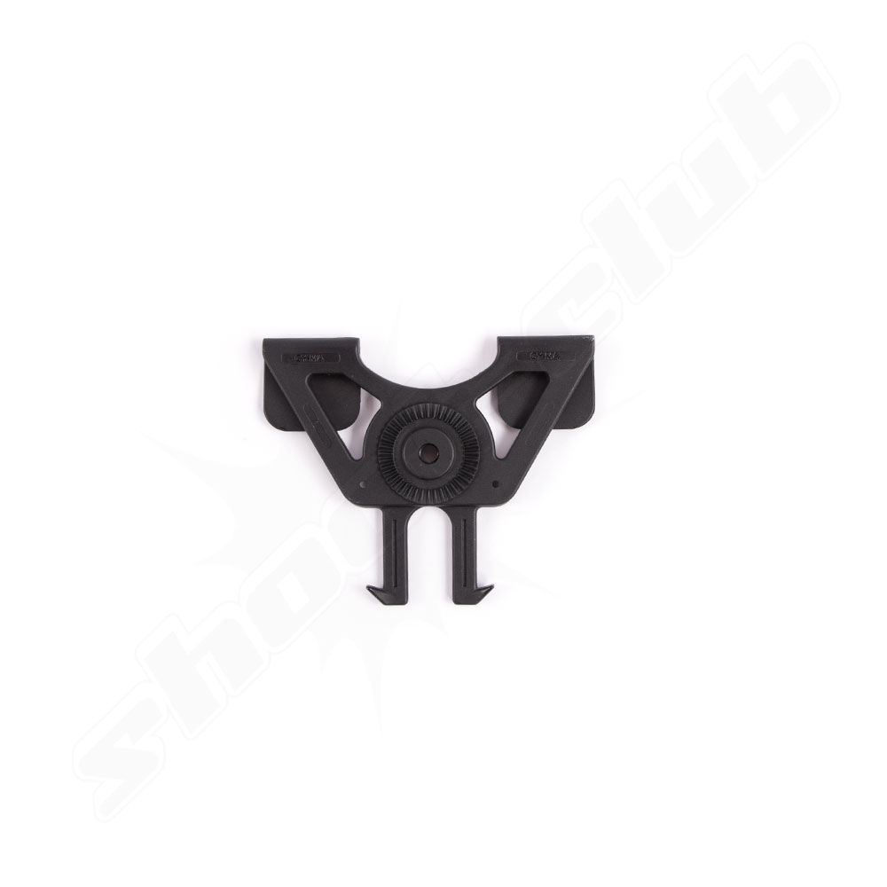 Cytac - Molle- Adapter / Molle attachment - schwarz