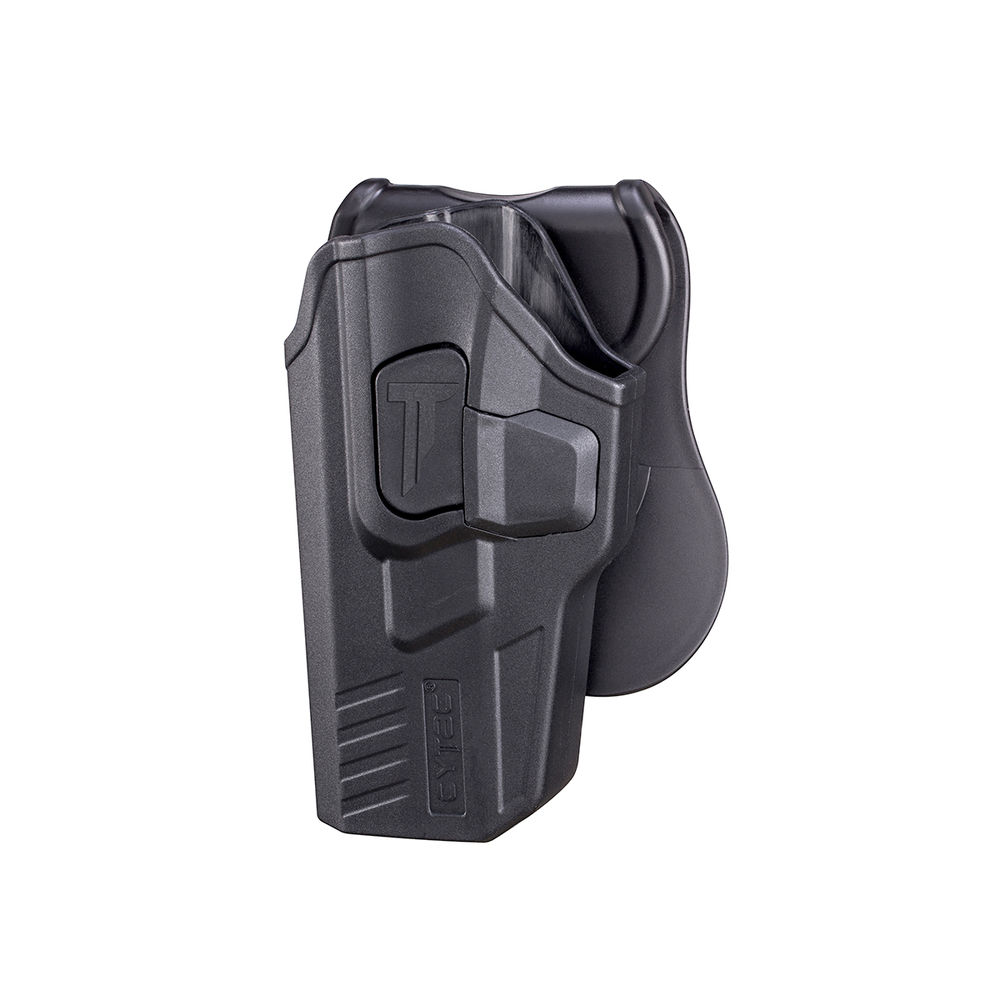 Cytac R-Defender Paddle Holster Links Glock 17, 22, 31 Gen 1, 2, 3, 4, 5