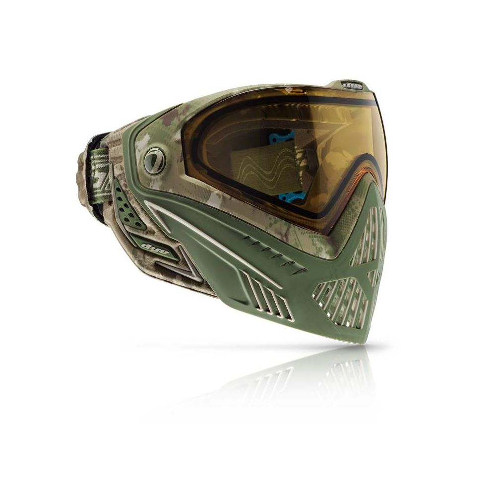 DYE i5 Thermal Maske/Goggle Paintball/Airsoft DYECAM