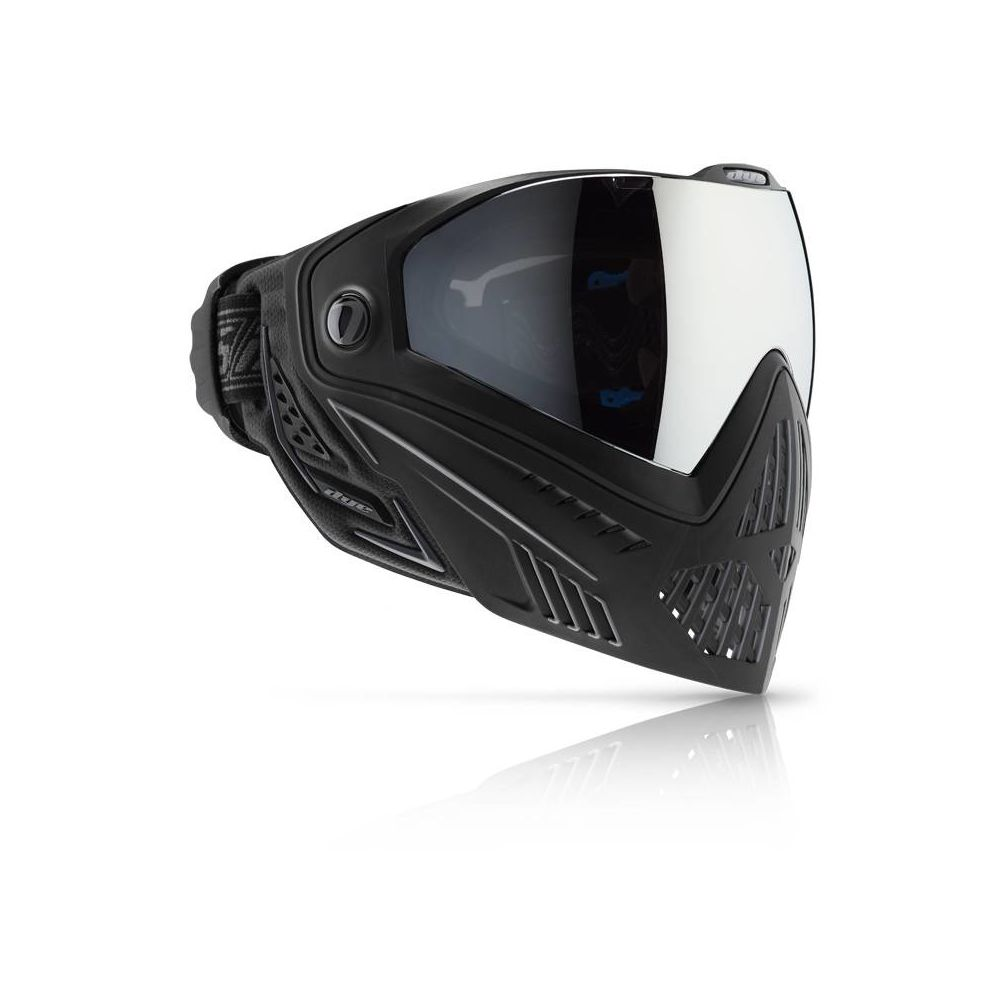 DYE i5 Thermal Maske/Goggle Paintball/Airsoft ONYX black/grey