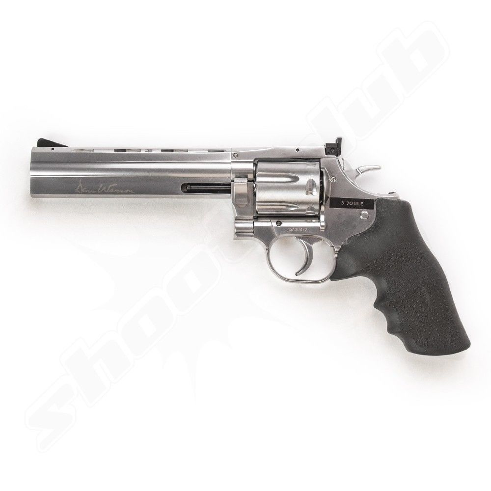 Dan Wesson 715 6 CO2 Revolver Kal. 4,5mm Stahl BBs
