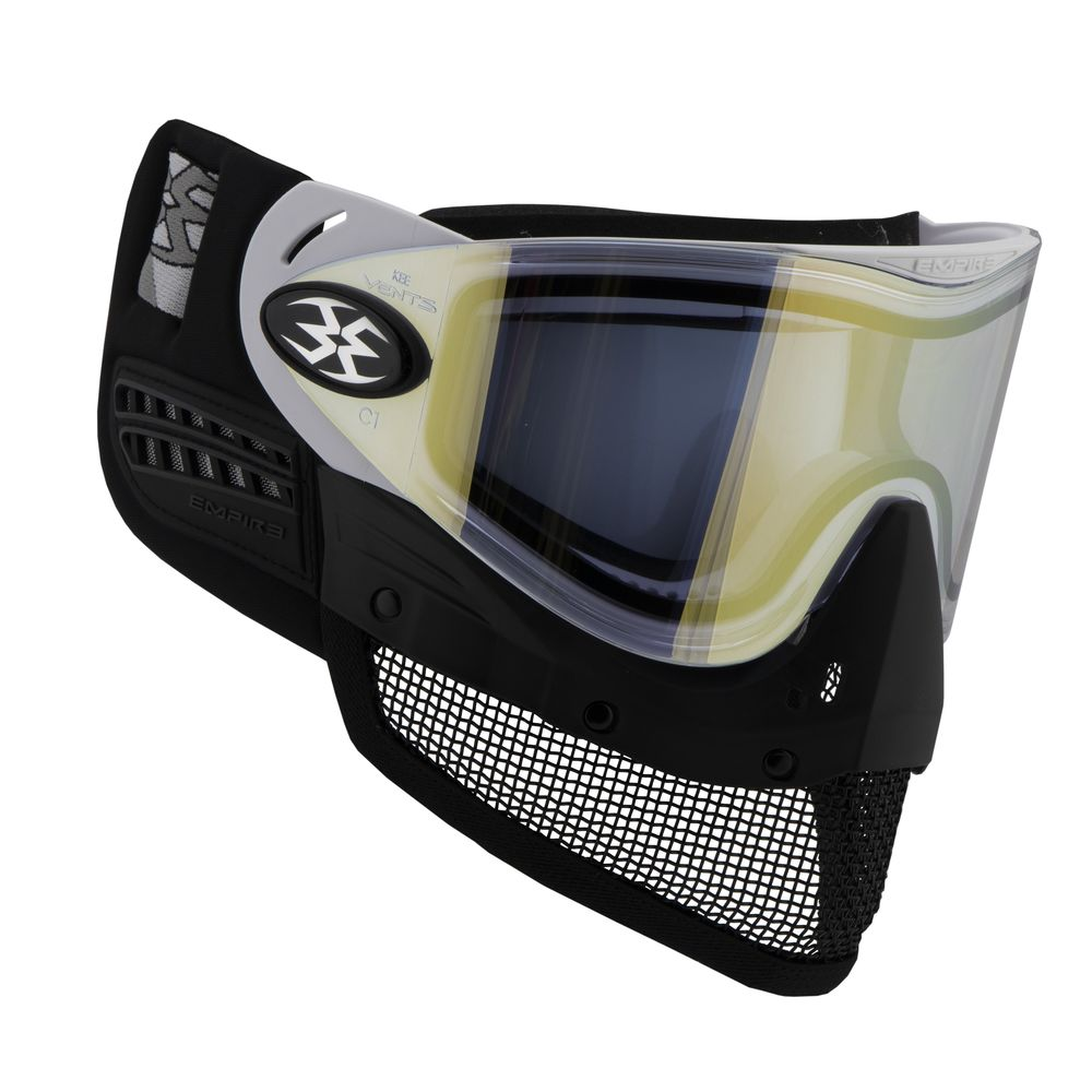 Empire E-Mesh - Mirror White Thermalmaske Airsoft / Paintball