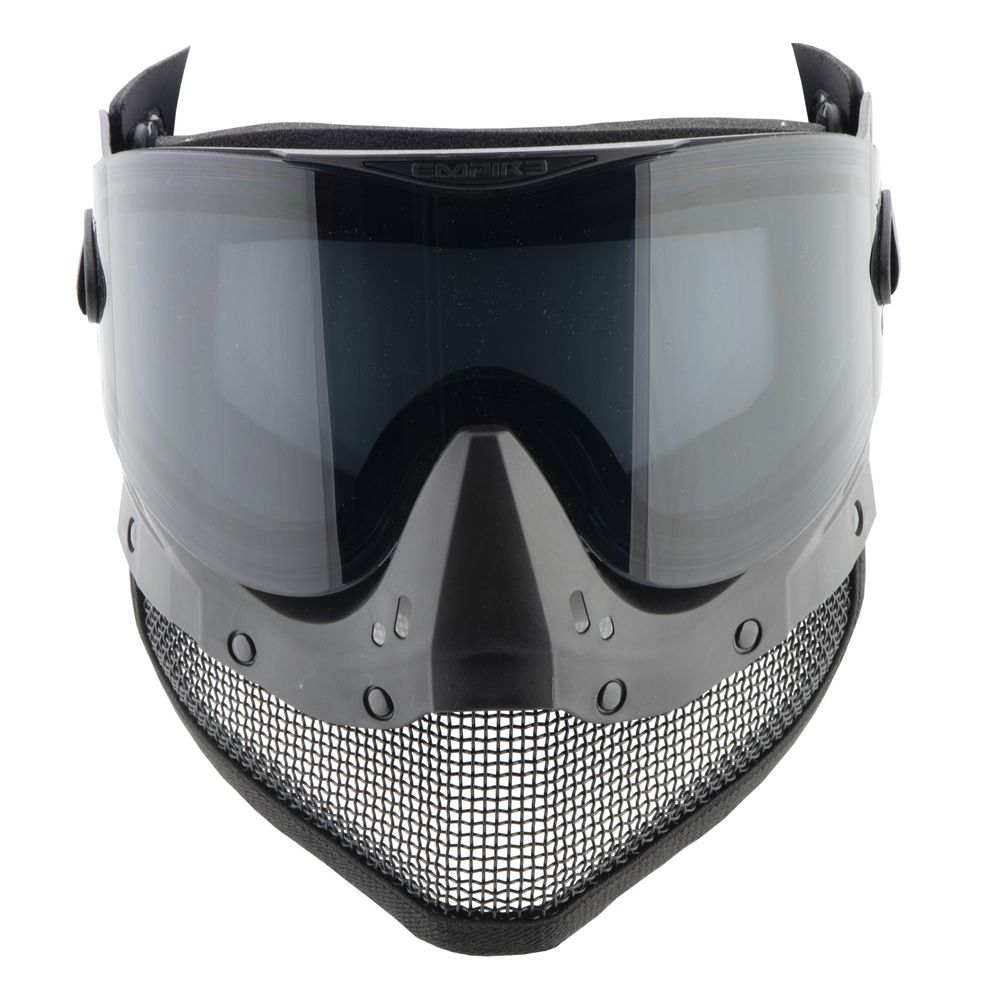 Empire E-Mesh -SMOKE Thermalmaske Airsoft / Paintball Bild 3