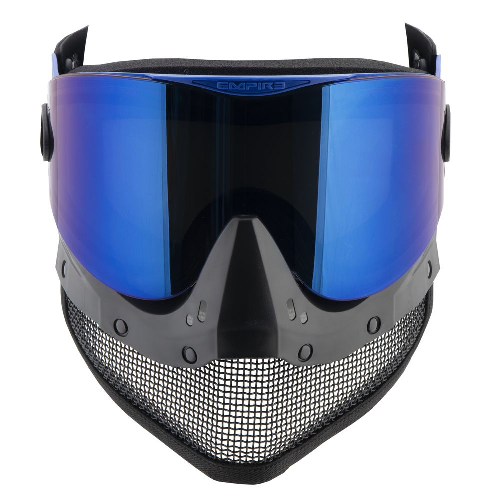 Empire E-Mesh - Mirror Blue Thermalmaske Airsoft / Paintball Bild 2