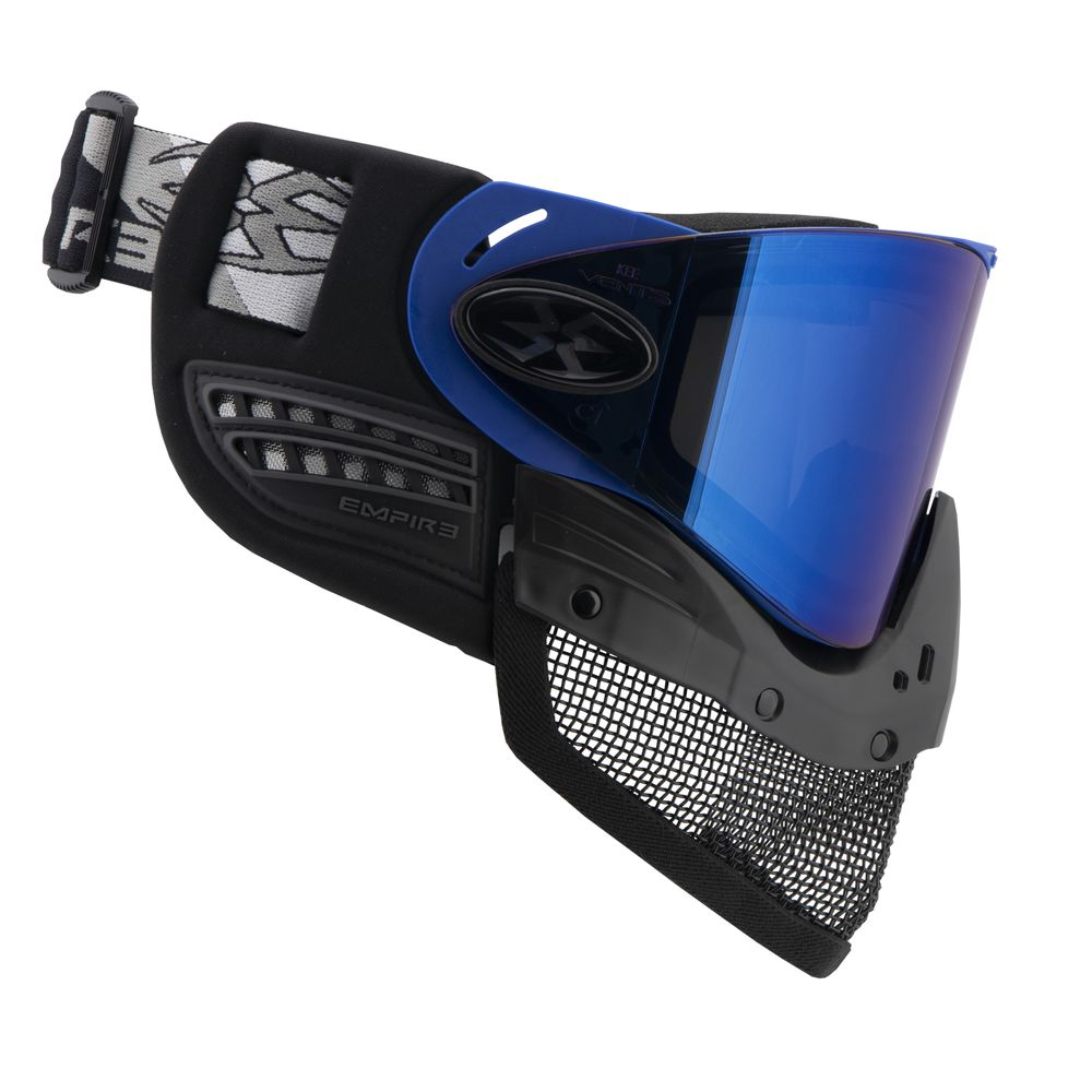 Empire E-Mesh - Mirror Blue Thermalmaske Airsoft / Paintball Bild 3
