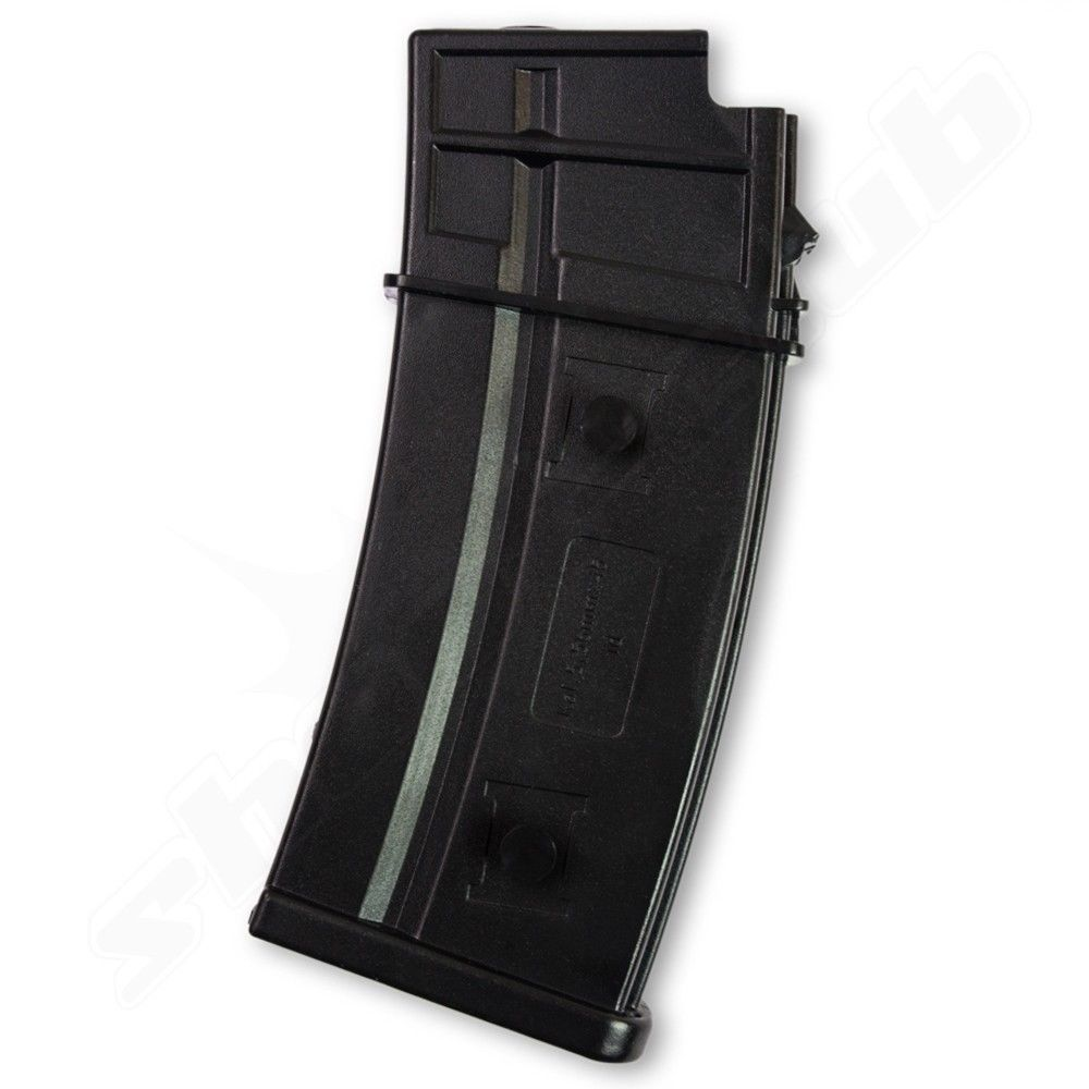 Flash Mag G36 Magazin TM-kompatibel - schwarz