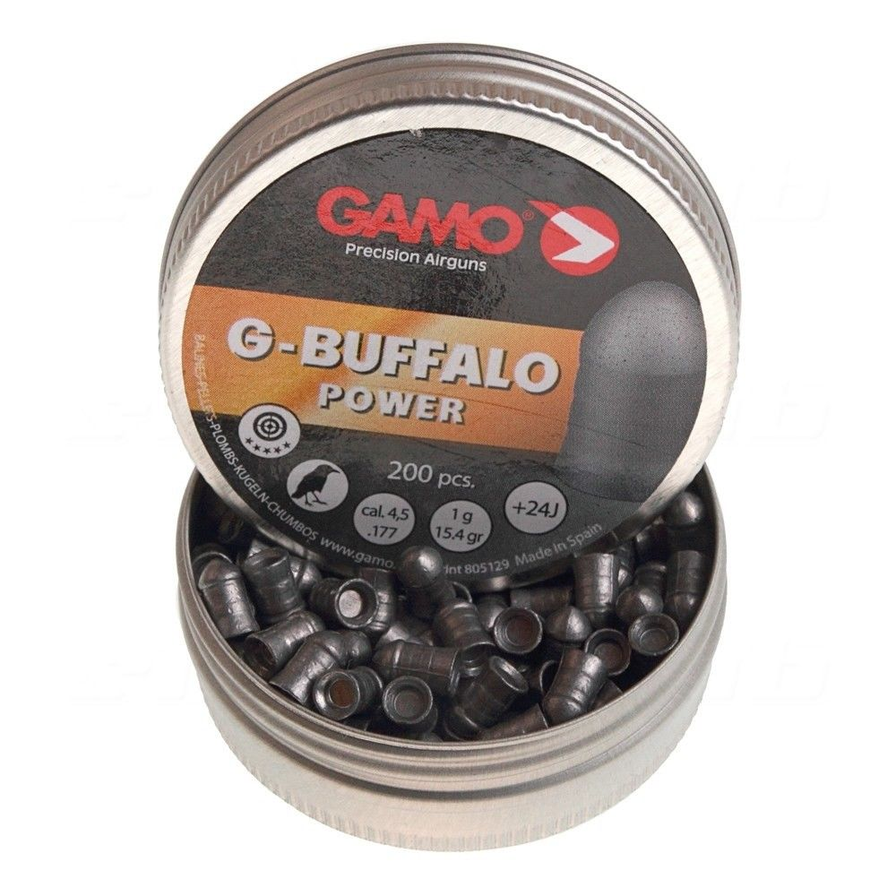 Gamo G-Buffalo Power Diabolos Kaliber 4,5 mm