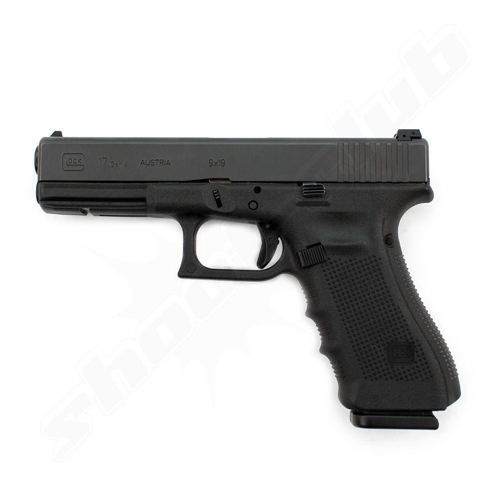 Glock 17 Gen 4 - Kal. 9mm Luger - Shoot-Club