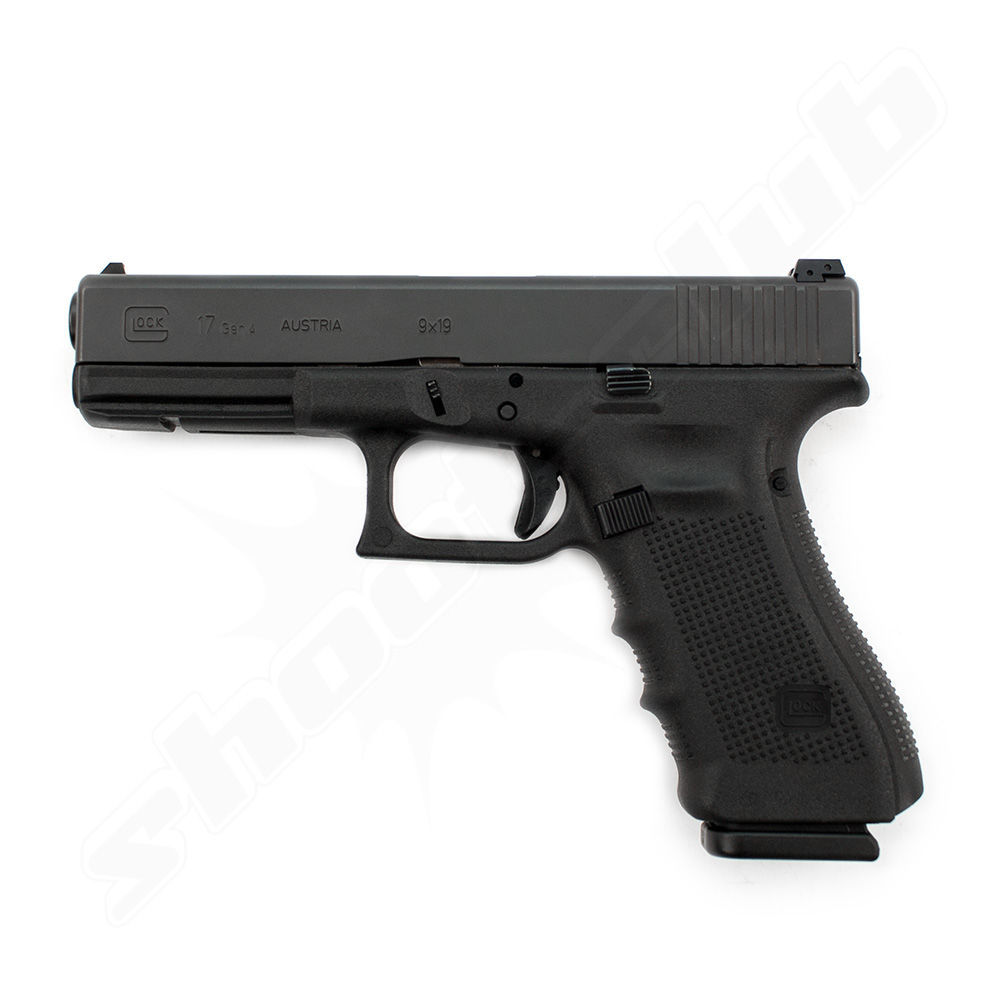 Glock 17 Generation 4 - 9mm Luger