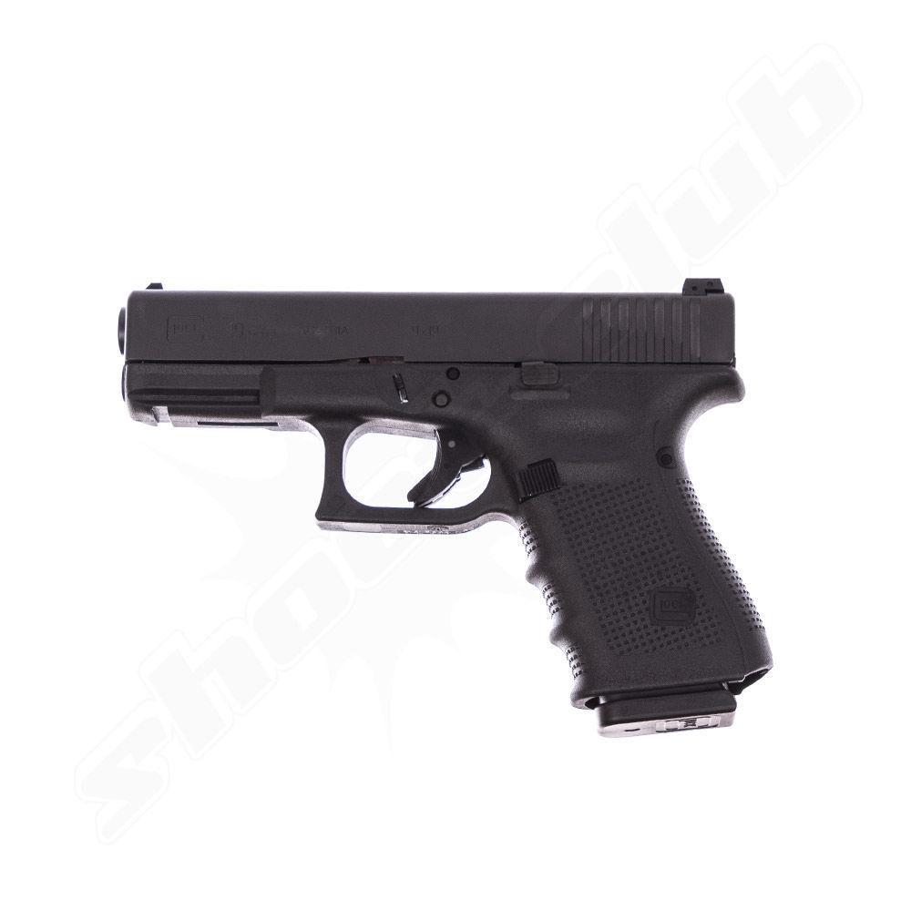 Glock 19 Pistole Gen 4, 9x19 - halbautomatische Pistole
