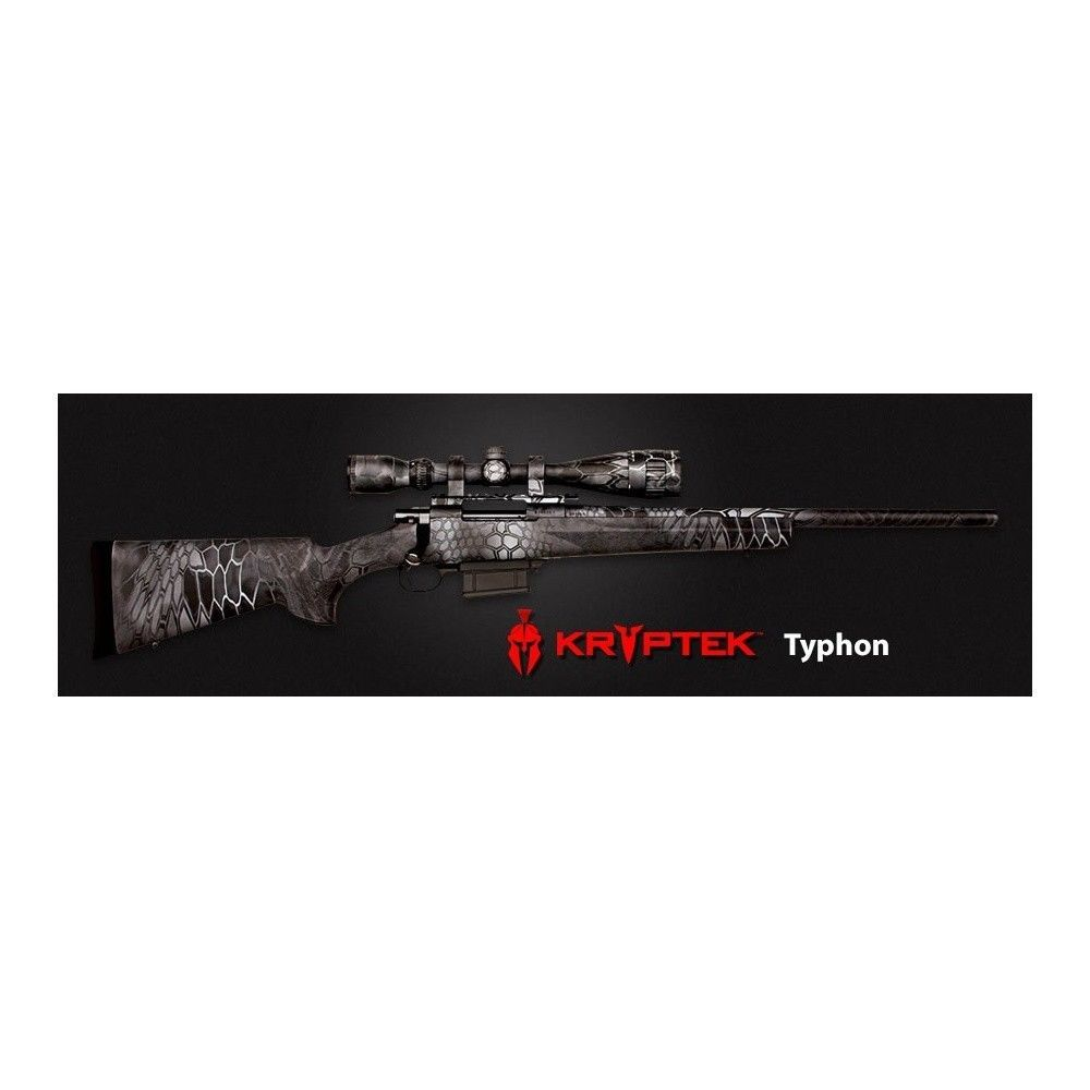 Howa 1500 Varminter Kryptek Typhoon - ZF 4-16x44 - .223