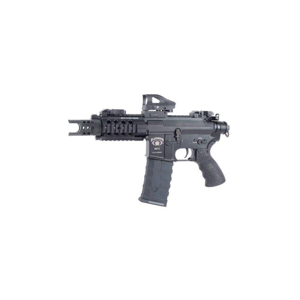 KA Blackwater BW15 Vollmetall S-AEG 6mm Softair 1,4 J
