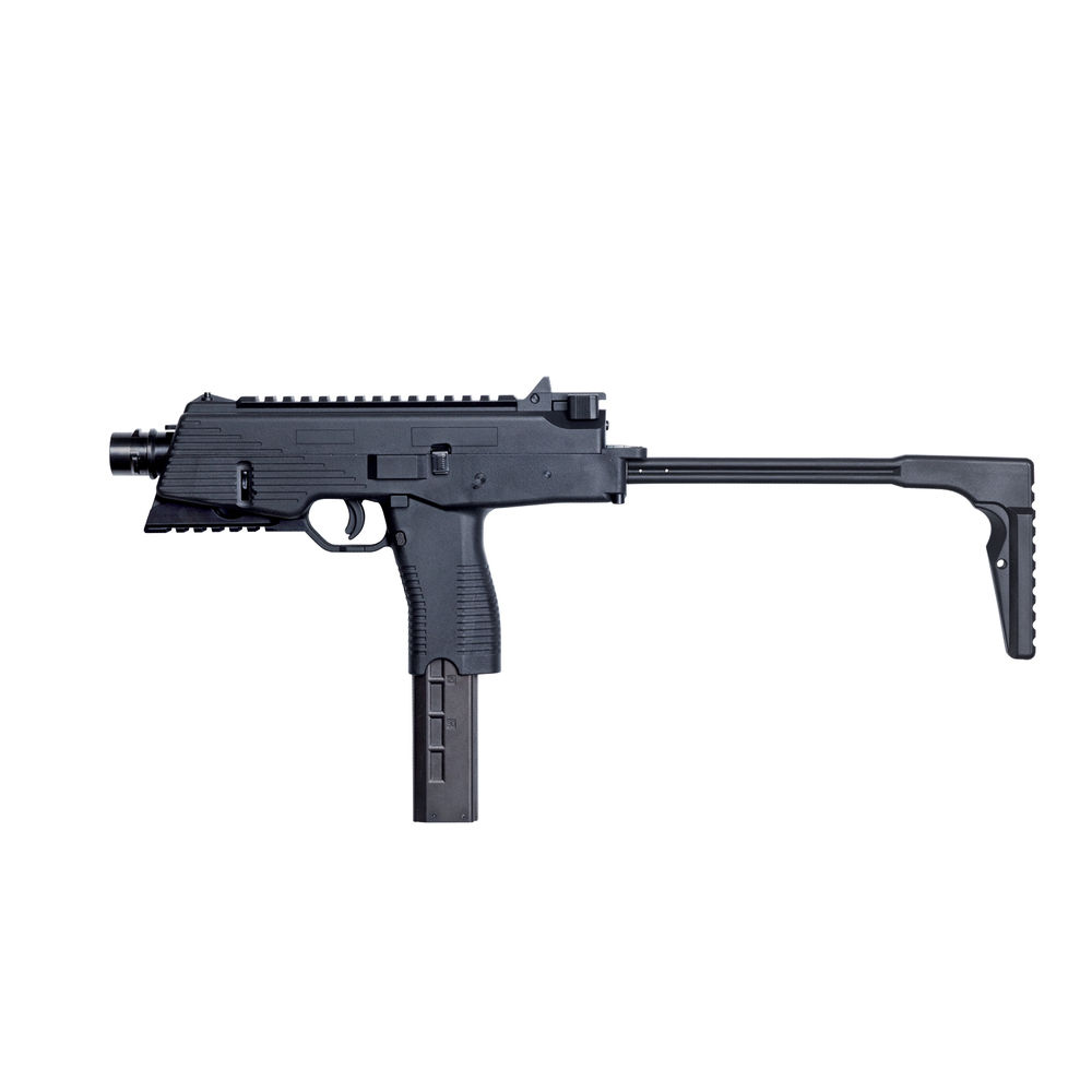 KWA B&T MP9A3 Airsoft GBB Maschinenpistole ab18 - Black