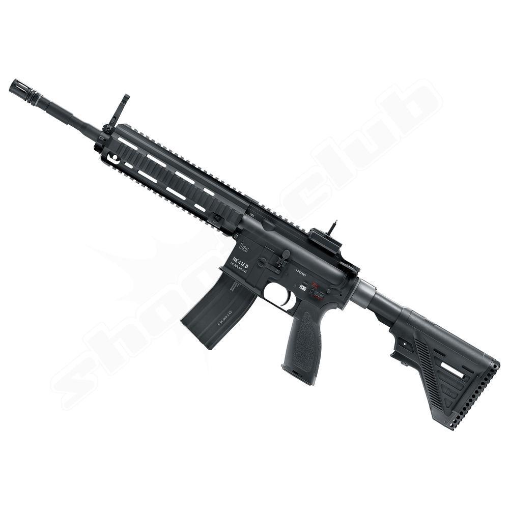 KWA Heckler & Koch HK416D Airsoft Gewehr