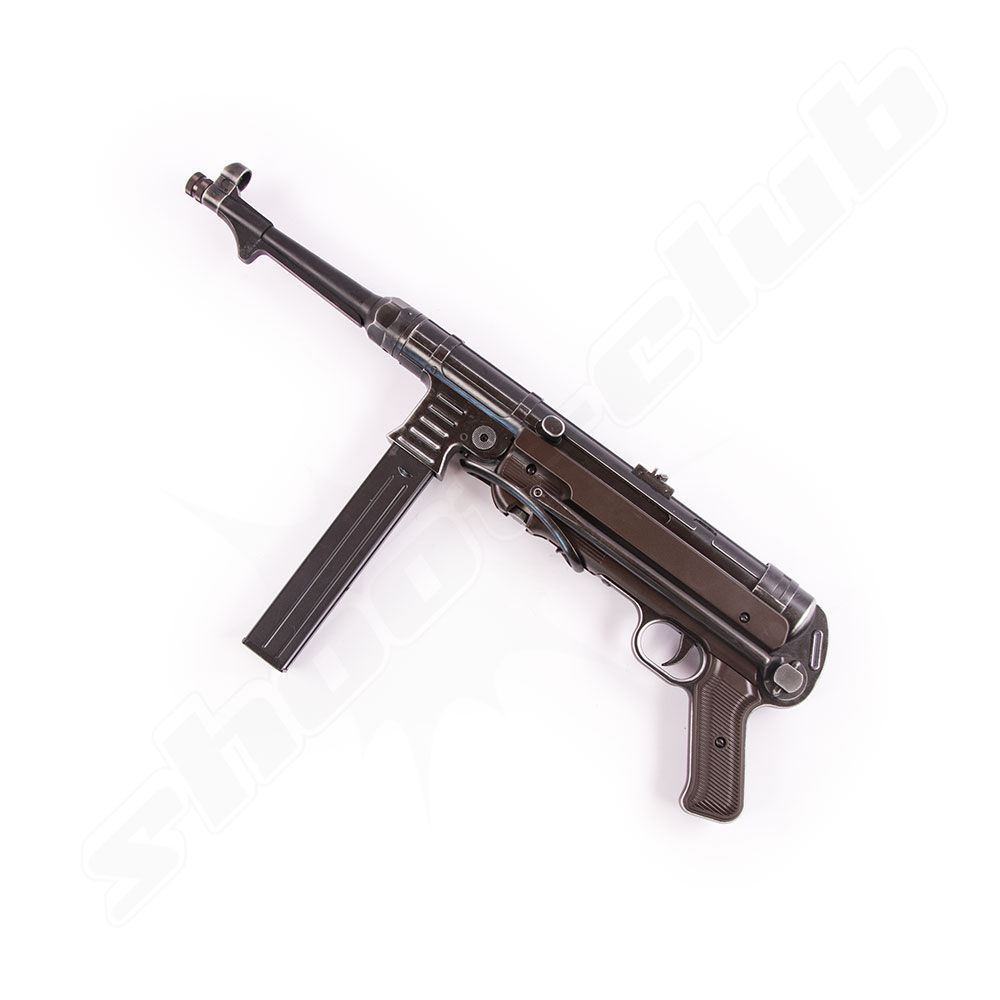Legends MP40 German Legacy Edition CO2 Gewehr Kal. 4,5mm BBs