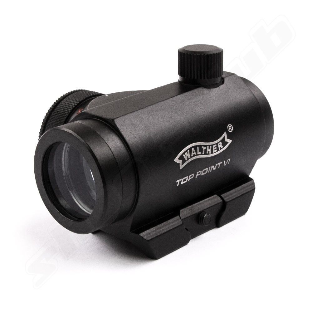 Leuchtpunkt Visier Walther Top Point VI Red/Green Dot Visier