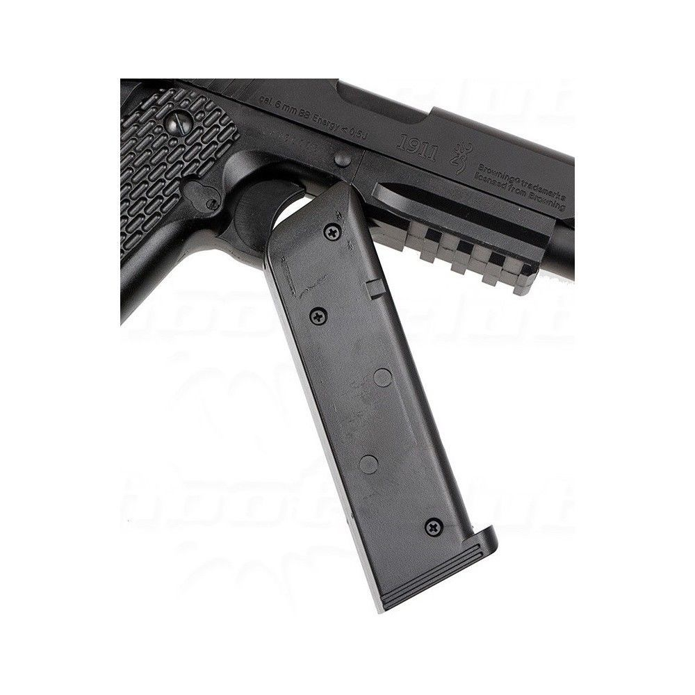 Magazin Elite Force Browning 1911 HME Federdruck 0,5J