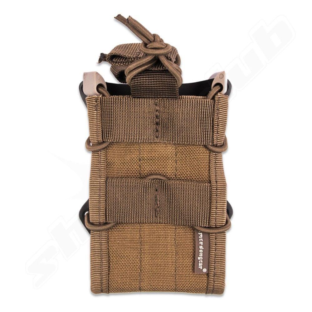 Magazintasche M4 TACO Style Typ 2 sandfarben Tan