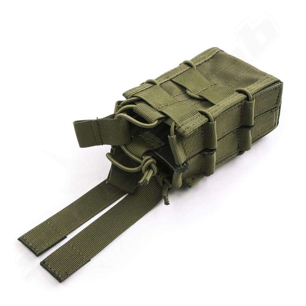 Magazintasche M4 TACO Style oliv