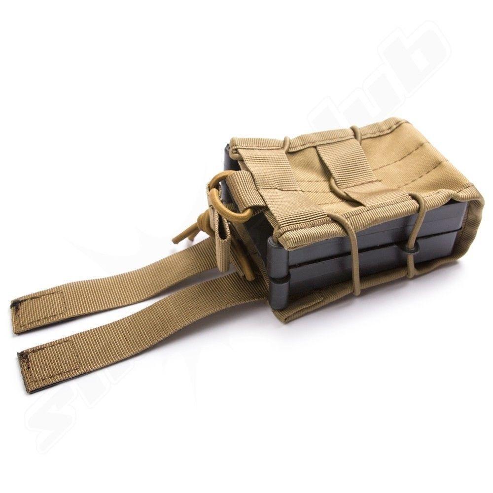 Magazintasche M4 TACO Style sandfarben Tan