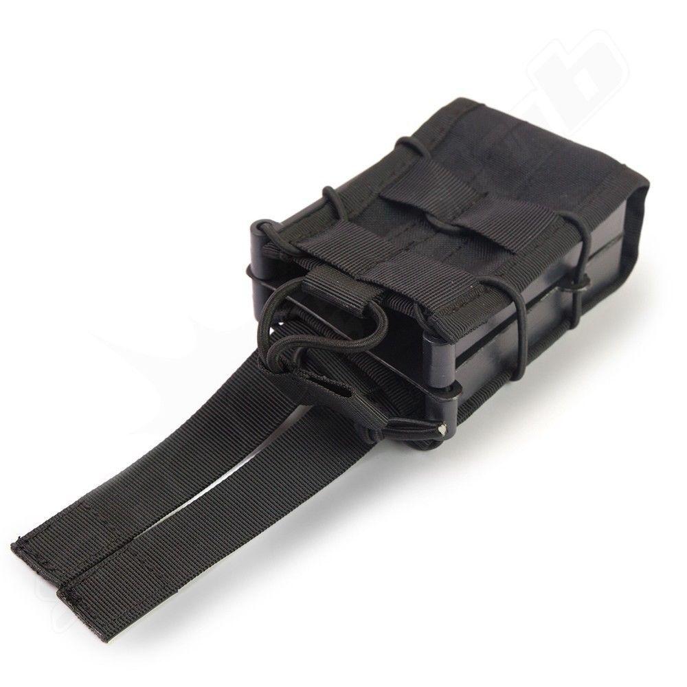 Magazintasche M4 TACO Style - schwarz BK