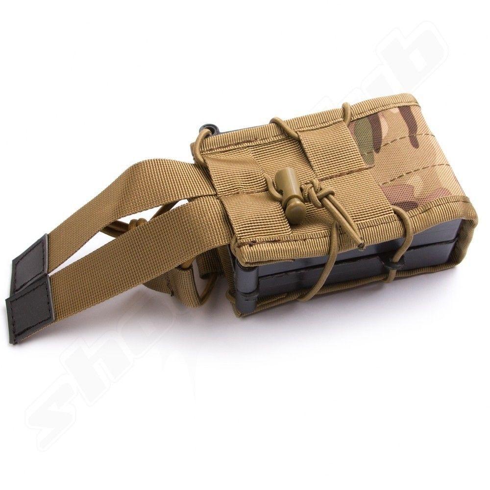 Magazintasche M4 TACO style ähnlich Multicam MC