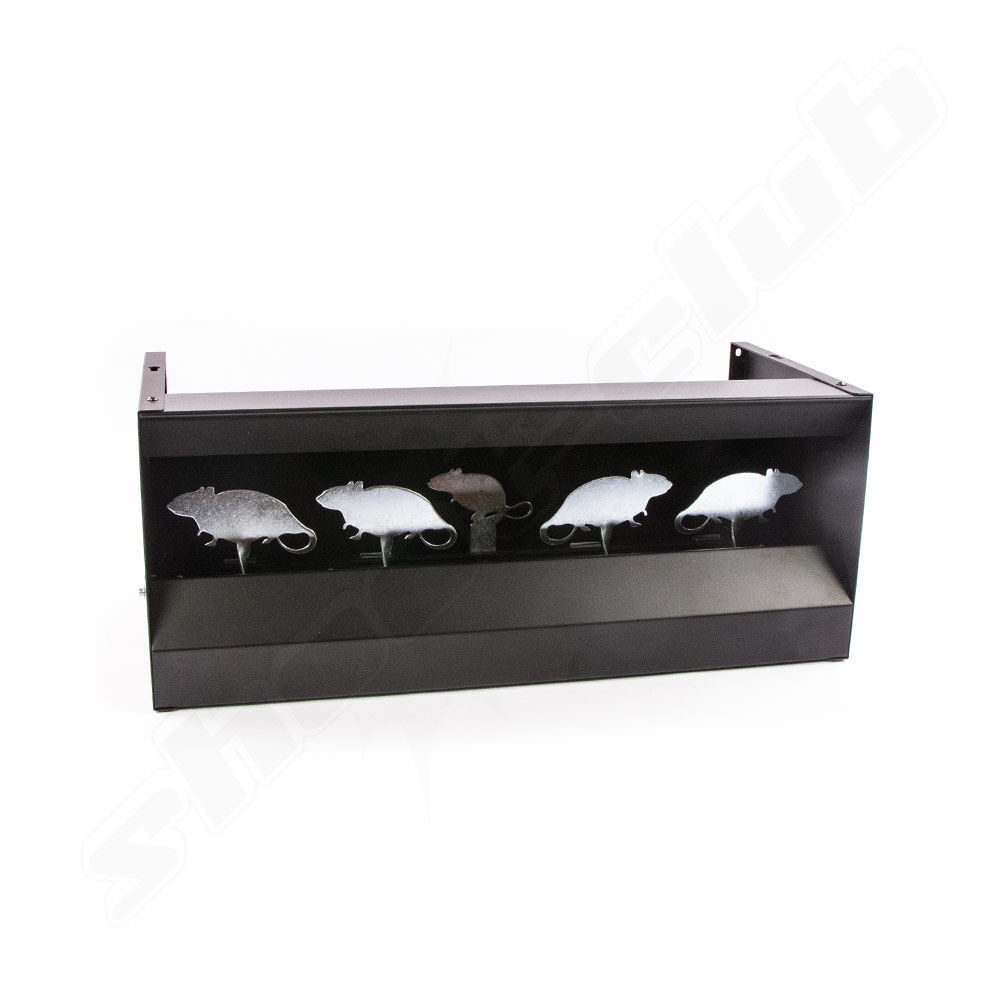 norconia indoor hunter freizeitschie stand stabiler kugelfang scheibenkasten aus metall shoot. Black Bedroom Furniture Sets. Home Design Ideas