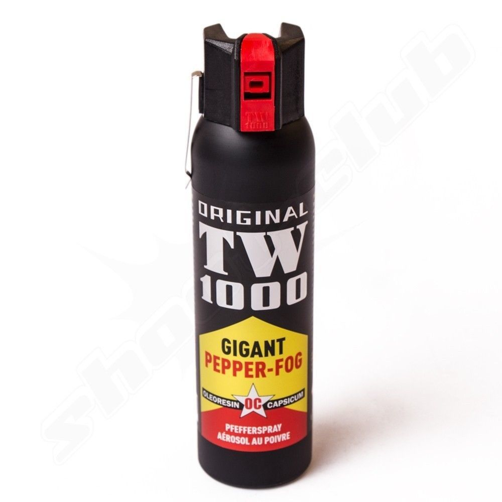 Pfefferspray TW1000 Pepper Fog Gigant - 150ml
