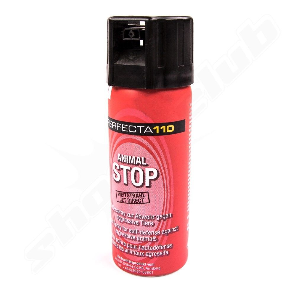 Pfefferspray Umarex Animal Stop Perfecta 110 - 50 ml