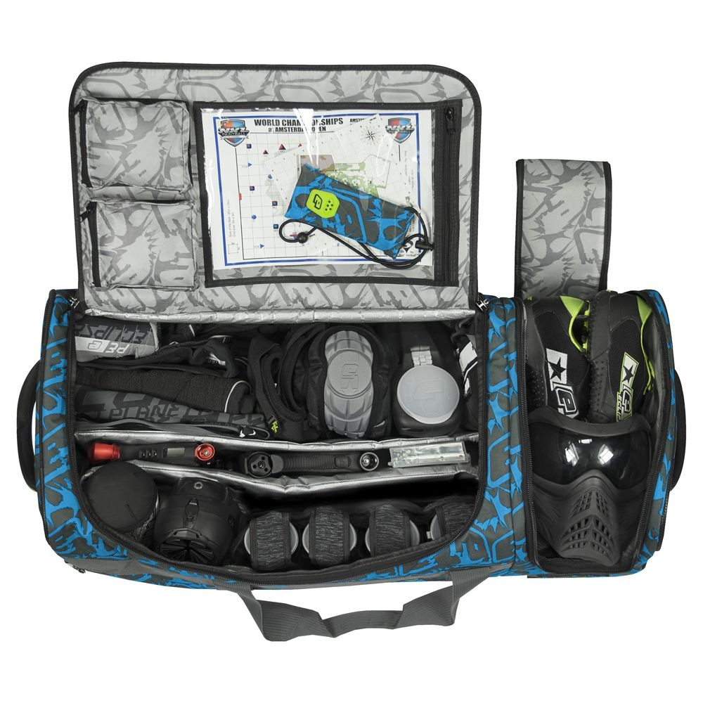 Planet Eclipse Gearbag GX2 Classic Fighter Blue Bild 2