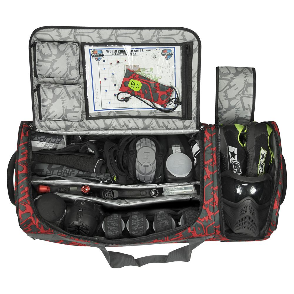 Planet Eclipse Gearbag GX2 Classic Fighter Red Bild 2