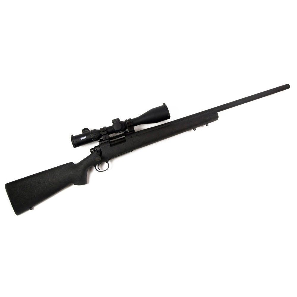 Remington 700 Police inkl. Hawke 4-16x50 SF LR-Dot