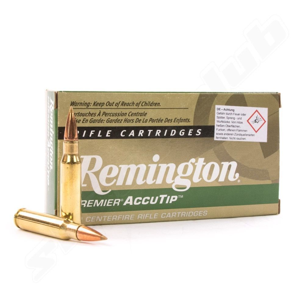Remington Premier AccuTip .308 Win 10,69g - 20 Büchsenpatronen