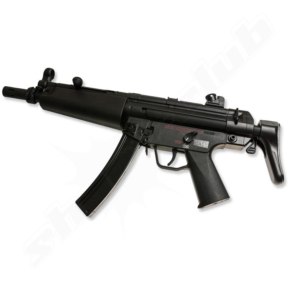 SRC Heckler & Koch MP5 AEG Softair Gewehr 6 mm - 0,5J