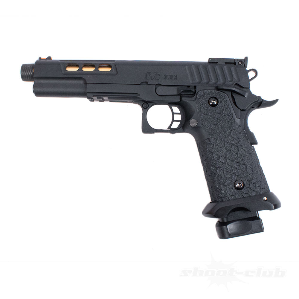 STI® DVC 3 Airsoft Pistole Blow Back 6mm BB