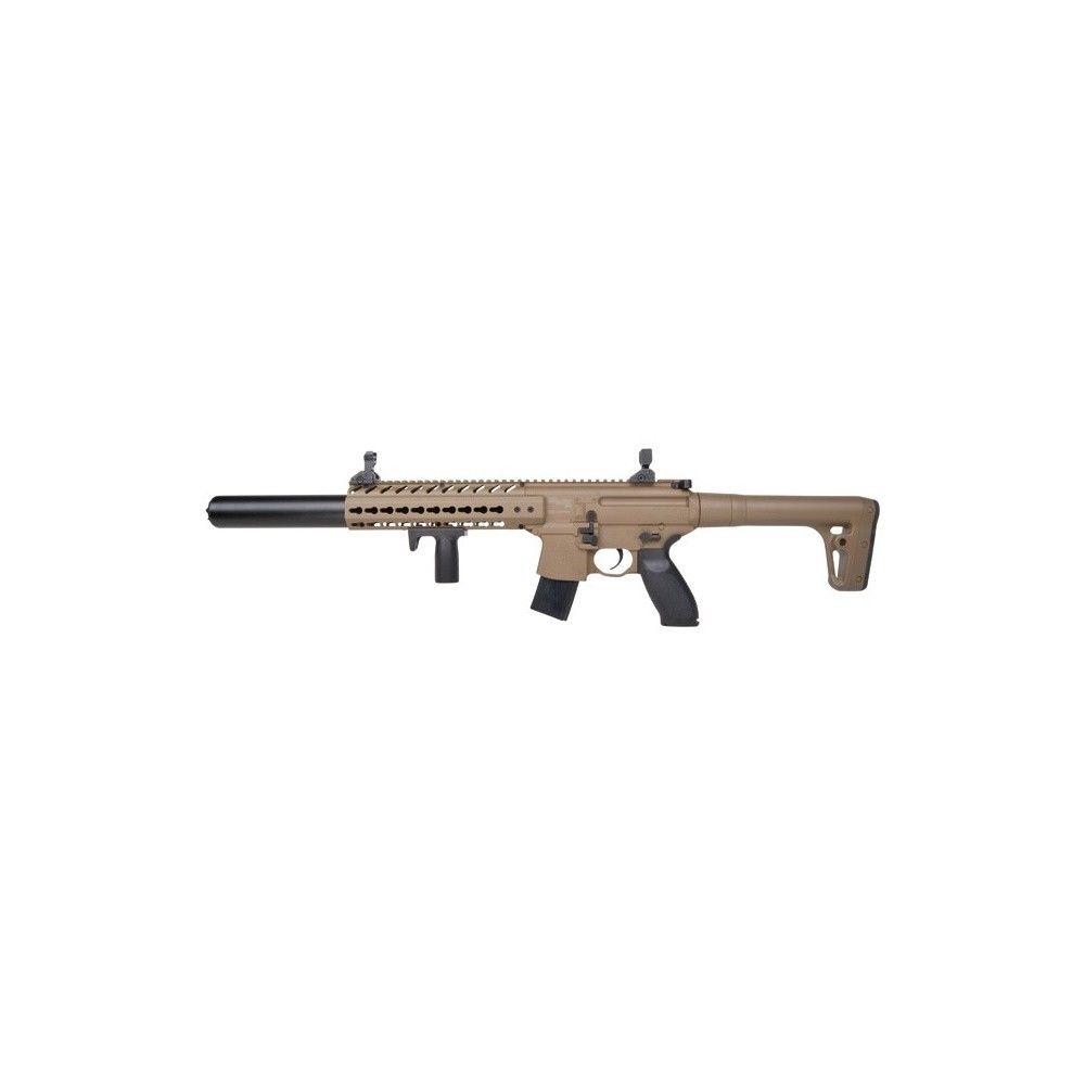Sig Sauer MCX - CO2-Gewehr 5,5mm Diabolo - Dark Earth