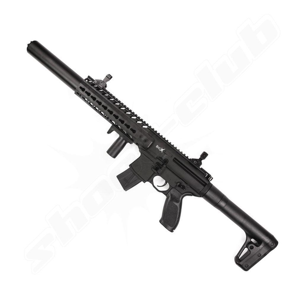 Sig Sauer MCX - CO2-Gewehr Kal. 4,5mm Diabolo - schwarz