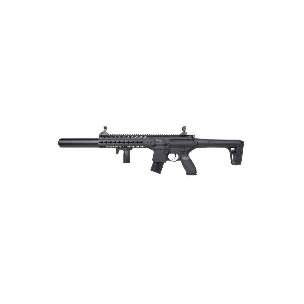Sig Sauer MCX - CO2-Gewehr Kal. 5,5mm Diabolo - schwarz